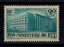 (a22) timbre France n° 424 neuf** année 1939
