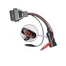 Fiat , Alfa Romeo or Lancia 3 Pin OBD to 16 Pin OBD2 Adaptor Diagnostic Cable
