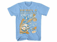 Star Wars Awesome Rebels Boys T-Shirt