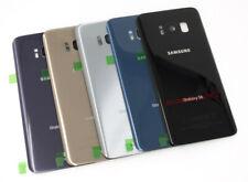 Original Battery Cover Back Glass For Samsung Galaxy S8 G950U With Camera Lens