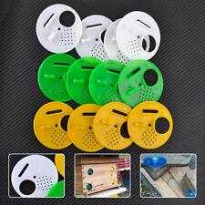 12x Useful Plastic Beekeeping Bee Nuc Box Hive Entrance Gate Equipment Tool Kits