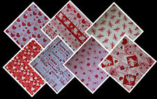 Henry Glass Love Struck  quilting fabric by yard Love  hearts,cupids Valentines