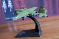New 1:144 WWII USAF 1943 Martin B-26B Marauder Bomber Aircraft Diecast Model