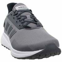 adidas Duramo 9 Wide  Casual Running  Shoes - Grey - Mens