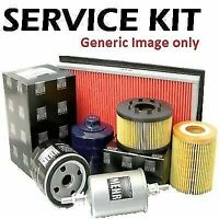 Fits VW Polo 1.2 Mk5 6R Petrol 09-14 Oil,Cabin & Air Filter Service Kit