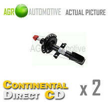 2 x CONTINENTAL DIRECT FRONT SHOCK ABSORBERS SHOCKERS STRUTS OE QUALITY GS6008F