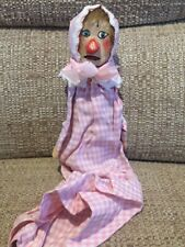 Baby Puppet From Punch and & Judy Show. Free UK Delivery.