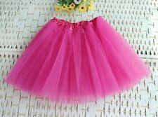 Womens Adult Organza Dancewear Tutu Ballet Pettiskirt Princess Party Skirt Dress