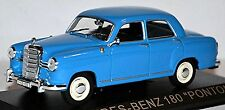 Mercedes Benz 180 D Ponton W120 1953-59 - 1:43 blau blue
