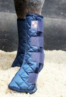 Equilibrium Equi-Chaps STABLE CHAPS Wicking Therapy Stable Wraps Boots S-XL