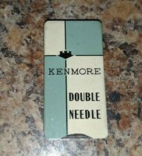 Vintage Kenmore Double Sewing Machine Needles