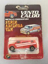 1985 VINTAGE SOMA #CHEVROLET SUPER VAN SUNBIRD 1 :64 Scale # VENTO CALDO LITARDI
