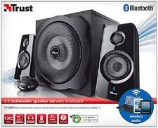 TRUST Tytan 60W RMS 120W PMPO wireless Bluetooth 2.1 SPEAKER SET 19368