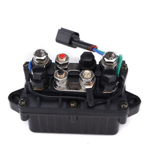 Starter Relay Solenoid For Yamaha F250F F275A FL115 FL150 FL200 FL250 T50 FT50J