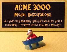 Corgi Junior 1008 Popeye Paddle wagon Replacement Reproduction Sweet Pea Figure