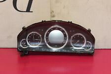 MERCEDES W212 E220 CDI ESTATE AUTO SPEEDOMETER INSTRUMENT CLUSTER A2129002709