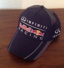 Pepe Jeans Red Bull Racing Official Teamline Herren F1 Cap Kappe Mütze Hut