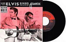 """Elvis Presley Sings The Hits Of Atlantic Records - 7"""" Vinyl 45 - New"""