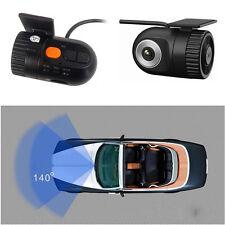 Nascosto 360° 1080P DVR Videocamera Videoregistratore Dash cam Camcorder GSensor