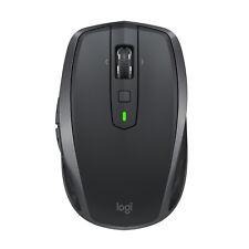 Logitech MX Anywhere 2S Wireless Bluetooth Mouse - Black