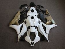 Unpainted ABS Injection Bodywork Fairing Kit Fit for CBR600RR 2007 2008  F5 07