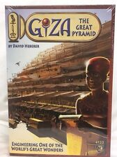 New Giza The Great Pyramid Board Game Mayfair Games 4122 Makers Of Catan Series