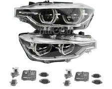BMW 3 SERIES F30 F31 LCI HEADLIGHT FULL LED ADAPTIVE RIGHT & LEFT SIDE ASSEMBLED