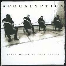 Apocalyptica - Plays Metallica (remastered 20th Anniversary) NEW CD Digi