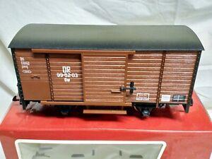 LGB g scale wagon 46350