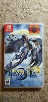 Bayonetta 2 Nintendo Switch NO CODE