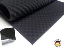 Schaumstoff noppenschaum Dämmung Akustik SELBSTKLEBEND Schallschutz 100x200x3