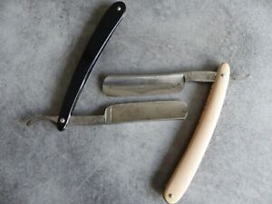 Rasoirs coupe choux - Straight razor