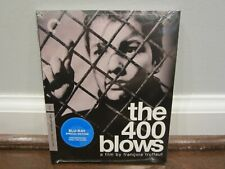 The 400 Blows (Blu-ray Disc, 2008, The Criterion Collection) (DigiPack) Sealed