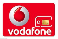 VODAPHONE SIM CARD | Pay as you go | Multi Purpose | Nano Micro | all Phones
