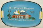 Roy Rogers Dale Evans Museum Tray Apple Valley Kelvin's Treasures Japan