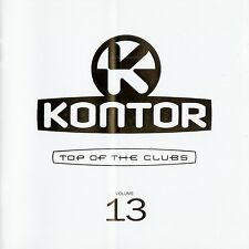 KONTOR - TOP OF THE CLUBS VOL. 13 / 2 CD-SET