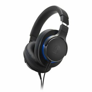Audio-Technica - ATH-MSR7b Over-Ear High-Resolution Headphones