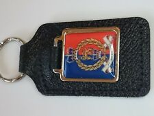 Adjutant General Corps Military Key Ring Fob