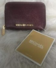 Brand New without Tags Michael Kors Zip Around Wallet Purse Authentic