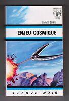 Fleuve Noir Anticipation 496 Enjeu Cosmique par GUIEU