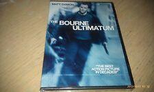 The Bourne Ultimatum (DVD, 2007, Widescreen)