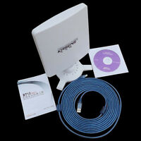Kasens N5200 High Power 6600MW 150Mbps Wifi Wireless USB Adapter 80dbi Antenna