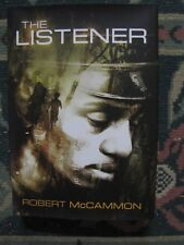 The Listener by Robert McCammon Signed & Numbered UK Deluxe Edition Illustrated
