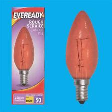 Lampadine E14 rossi senza marca per l'illuminazione da interno