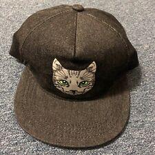 Westlink Black Skateboard Cat Cap