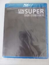 UNSUPER Season 1: Extended Film Cut Blu-ray ~ Usually ships in 12 hours!!!