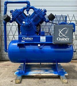 25hp Quincy Piston Compressor