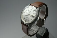 OH, Vintage 1965 JAPAN SEIKO SPORTSMATIC5 6619-8060 21Jewels Automatic