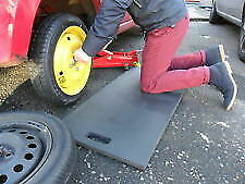 Mechanics Work Mat. Lite Weight 1000mm x 500mm x 32mm thick. Waterproof/Thermal.