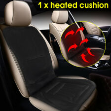 Car Truck Vehicle Front Seat Heated Heater Pad Hot Cushion Cover Warmer